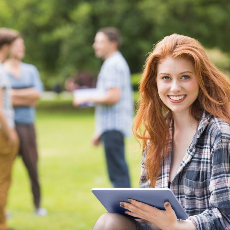 student op tablet
