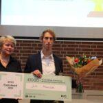 Uitreiking frank award (1)
