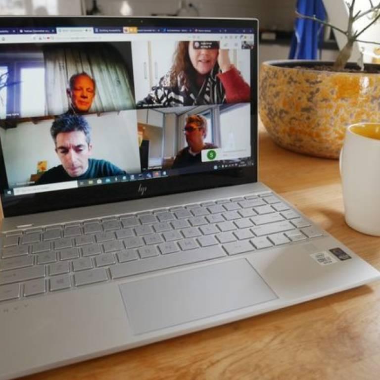 Overzicht van toegankelijkheid videoconferentietools