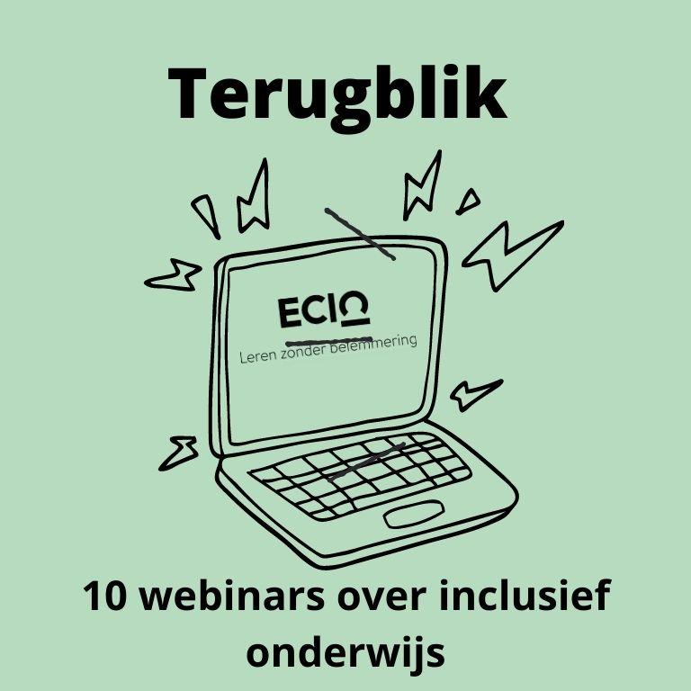 Terugblik terugblik 10 webinars over inclusief onderwijs