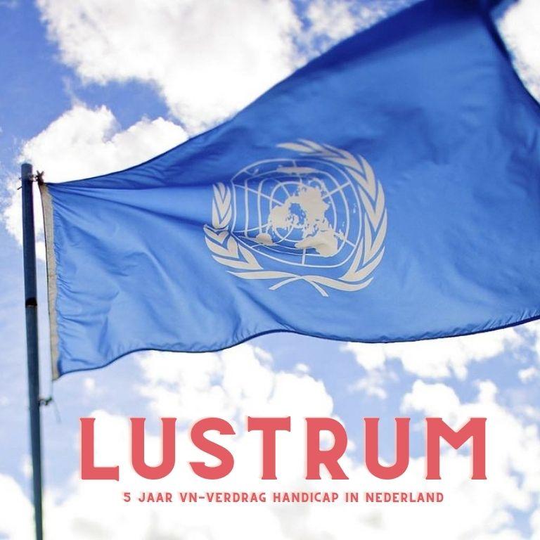 Afbeelding Lustrum 5 jaar VN-verdrag handicap in Nederland