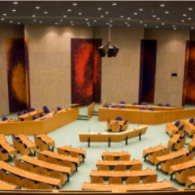 foto van de Tweede Kamer